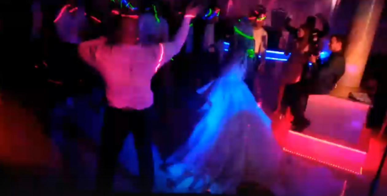 Играем на свадьбе