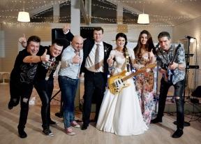Первая свадьба 2020