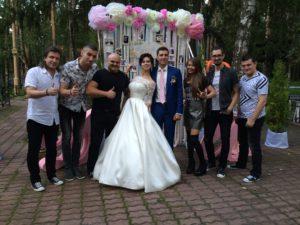 Music city - кавер-группа на свадьбу